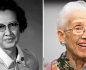 "GSS Exclusive: ""Hidden Figure"" Katherine Johnson speaks to NASA's Dr. Yvonne Cagle"