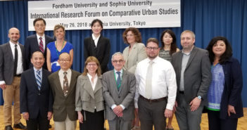 Faculty Travel to Japan for Research That Transcends Borders