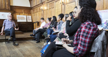 Social Work Students Visit Settlement Houses in London and New York