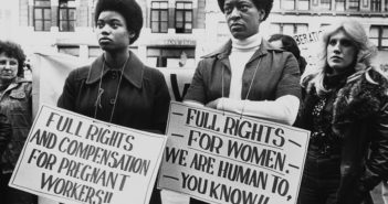 New Book by History Professor Recasts Second-Wave Feminism