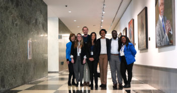 Social Workers Leverage Lessons at U.N. to Create Community Change