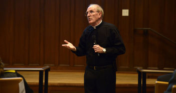Father McShane: From Diversity, Fordham Draws Strength