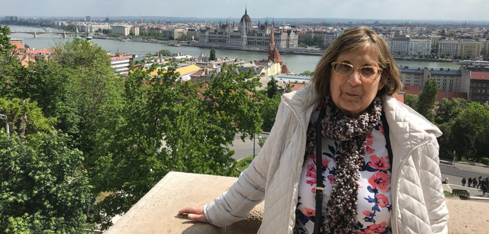 Finding a Path Through Trauma: Five Questions with Carolyn Pagani