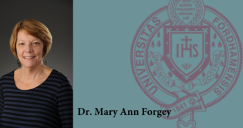 Dr. Mary Ann Forgey