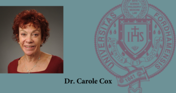 Carole Cox Addresses Anti-Semitism in New Article