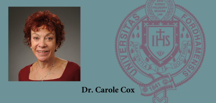 """Dr. Carole Cox Facilitates """"Empowering Workshop Series"""" for NYC Grandparents"""