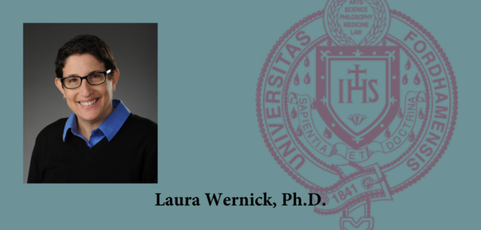 Laura Wernick, Ph.D.