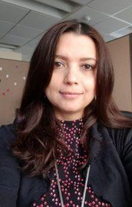 Liliana Espinosa Otero - Centennial Scholarship recipient