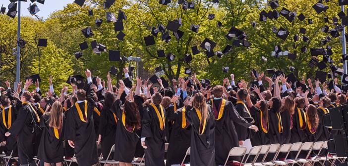Classes of 2020 + 2021 Graduation: Sept. 18, 2021, 10 a.m. ET