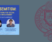 GSS Faculty to Participate in NASW-NYS Discussion on Anti-Semitism
