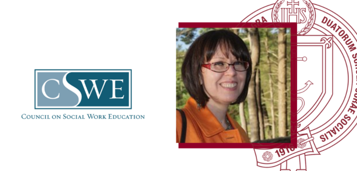 GSS Doctoral Candidate Wins CSWE Student Award