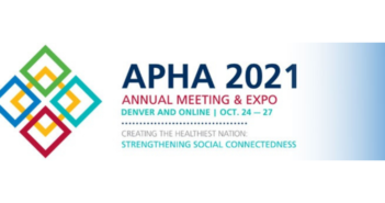 APHA 2021 logo